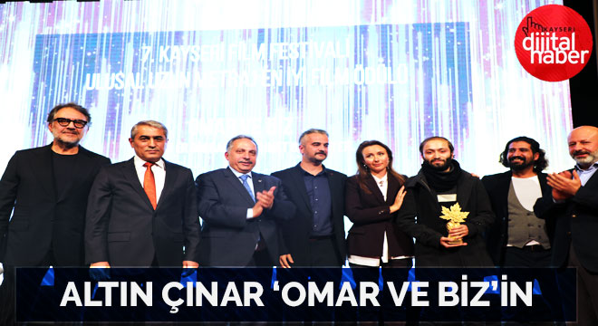 ALTIN ÇINAR 'OMAR VE BİZ'İN